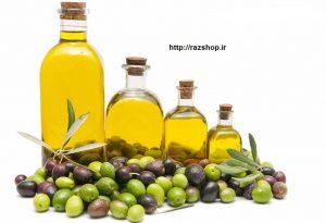 درمان ترک های پوستی با روغن زیتون