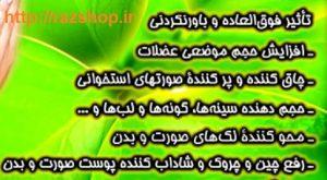 قیمت روغن خراطین