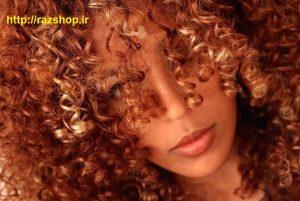 دستکاری کردن مو-استفاده از سشوار