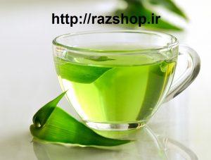چای سبز ماده مفیدی در کاهش وزن