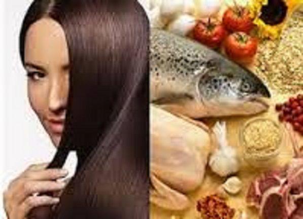 آیا مواد غذایی مفید برای موها را می شناسید؟