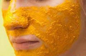 زردچوبه وزیبایی پوست