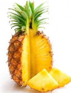 ماسک آناناس و درمان آکنه