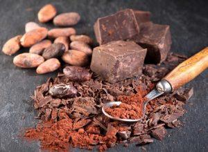 کاکائو و جلوگیری از پیر شدن پوست