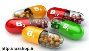 بیوتین زیر مجموعه ویتامین ب کمپلکس