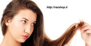 دستکاری کردن مو و ریزش مو